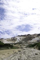 北海道 恵山の風景