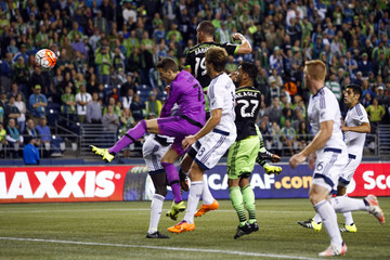MLS: CONCACAF Champions League-Vancouver Whitecaps FC at Seattle Sounders FC