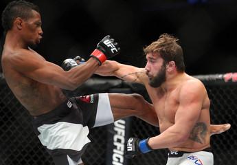 MMA: UFC on Fox 18-Alcantara vs Rivera