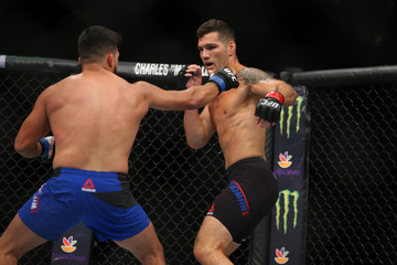 MMA: UFC Fight Night-Weidman vs Gastelum