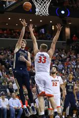 NCAA Basketball: Georgia Tech at Virginia