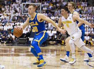 NCAA Basketball: UCLA at California