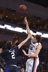 NCAA Basketball: West Coast Conference Tournament-Gonzaga vs BYU