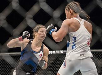 MMA: UFC Fight Night-McMann vs Eye