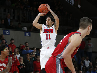 NCAA Basketball: Nicholls State at Southern Methodist