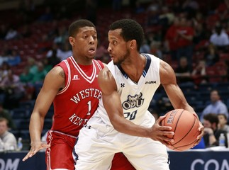 NCAA Basketball: Conference USA Tournament-Old Dominion vs Western Kentucky