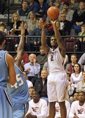 NCAA Basketball: Rhode Island at St. Joseph