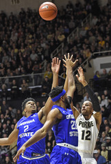 NCAA Basketball: Georgia State at Purdue