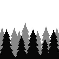 Nature background design icon vector illustration graphic design