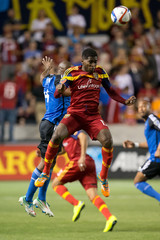 MLS: San Jose Earthquakes at Real Salt Lake