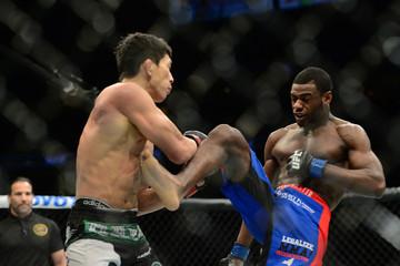 MMA: UFC Fight Night-Mizugaki vs Sterling