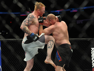 MMA: UFC Fight Night-Boetsch vs Herman