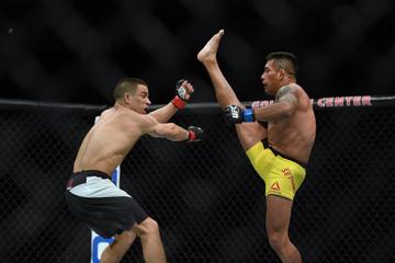 MMA: UFC Fight Night-Sandoval vs Serrano