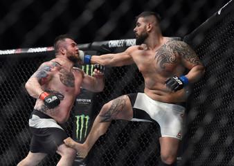 MMA: UFC Fight Night-Omielanczuk vs Danho