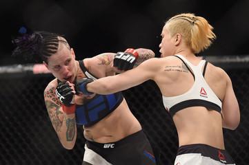 MMA: UFC Fight Night-Rawlings vs Ham