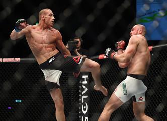 MMA: UFC Fight Night-Pendred vs Breese
