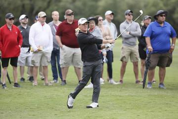 PGA: Valero Texas Open - Third Round