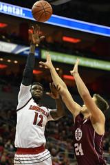 NCAA Basketball: Southern Illinois at Louisville
