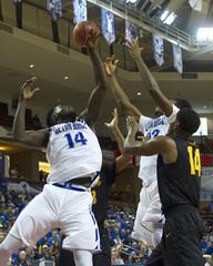 NCAA Basketball: Charleston Classic-Long Beach State vs Seton Hall
