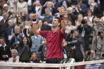 Tennis: French Open Djokovic vs Murray