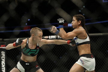 MMA: UFC Fight Night-Torres vs Namajuanas
