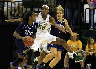 NCAA Womens Basketball: Rice at Baylor