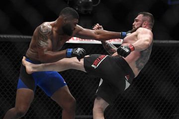 MMA: UFC 213-Omielanczuk vs Blaydes