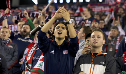 MLS: New York Red Bulls at New England Revolution