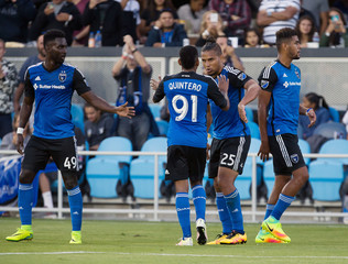 MLS: Toronto FC at San Jose Earthquakes