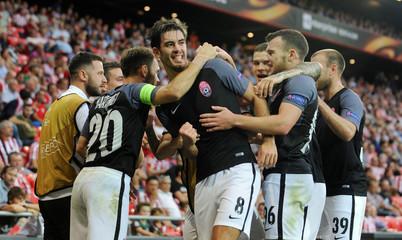 Europa League - Athletic Bilbao vs Zorya Luhansk