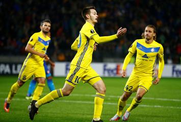 Europa League - BATE Borisov vs Arsenal
