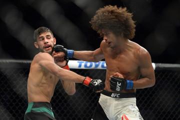 MMA: UFC Fight Night-Rodriguez vs Caceres