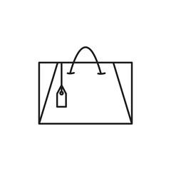 shoping bag icon