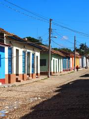 TRINIDAD, CUBA - Beautiful neo-baroque town