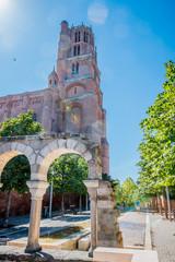 La cathédrale Sainte-Cécile d'Albi