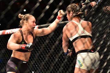MMA: UFC 190-Rousey vs Correia