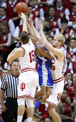 NCAA Basketball: Eastern Illinois at Indiana