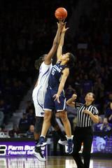 NCAA Womens Basketball: Connecticut at Kansas State