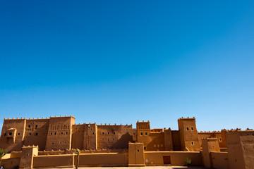 moroccan berber town ouarzazate