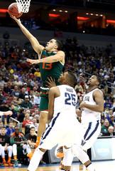 NCAA Basketball: NCAA Tournament-South Regional-Villanova vs Miami