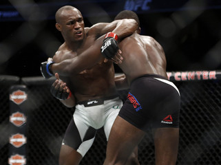 MMA: UFC Fight Night-Usman vs Edwards