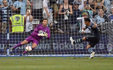 MLS: U.S. Open Cup-FC Dallas at Sporting Kansas City