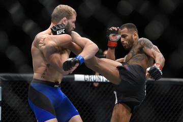 MMA: UFC Fight Night-Roberts vs Nash