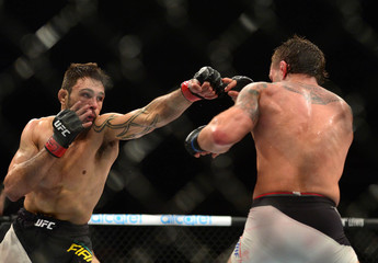 MMA: UFC Fight Night-Franca vs Gillespie