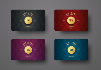 8 Gift Card Layouts 3