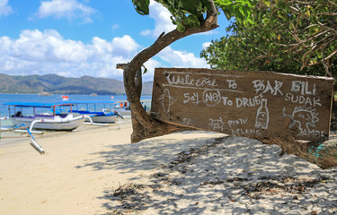 Bali-Lombok: Gili Insel Sudak