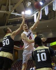 NCAA Basketball: Charleston Classic-Western Michigan vs Texas El-Paso
