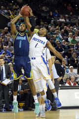 NCAA Basketball: CAA Conference Tournament Finals- Hofstra vs North Carolina-Wilmington