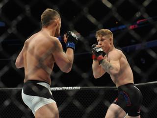 MMA: UFC Fight Night-Felder vs Cruickshank