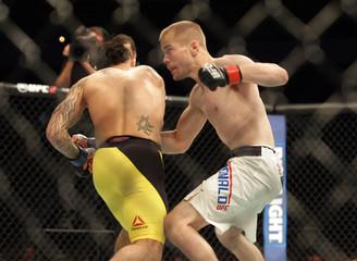 MMA: UFC Fight Night - McDonald vs Lineker